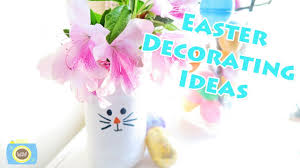diy easter decorating ideas youtube