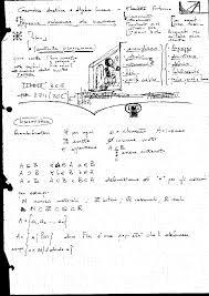 dispense algebra lineare appunti di geometria analitica e algebra lineare 1 docsity