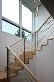 Contemporary Stair Rails And Banisters 10 Best Stair Railings Images On Pinterest Stairs Banisters And