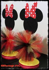 Centerpieces For Minnie Mouse Party by 176 Best Jazlyn U0027s 2nd Bday Party Images On Pinterest Mickey