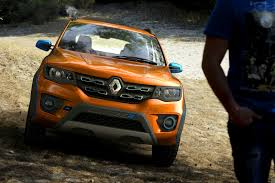 renault kwid white colour renault reveals kwid racer and kwid climber studies at delhi auto show