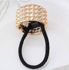 hair holder mism women hair accessories scrunchy headband elastic