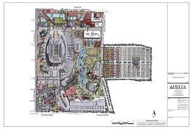 auto use floor plan inglewood football stadium basketball arena retail and mix use