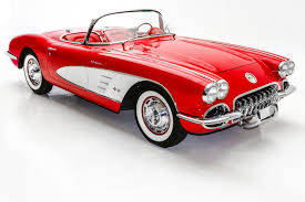 1959 chevrolet corvette fuelie frame off 1 of 745 american dream