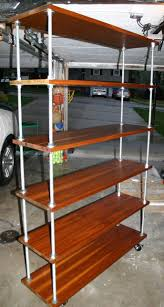 Steel Pipe Shelving by 16 Best Shelving Images On Pinterest Shelving Shelf And Wood