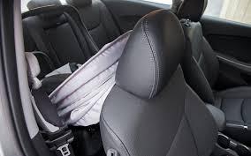 2012 Hyundai Elantra Interior 2012 Hyundai Elantra Coupe Rear Interior Britax Infant Seat 02