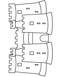 castle fantasy coloring pages u0026 coloring book