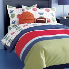 football room colorful kids rooms sports bedding set basketball football baseballs and soccer