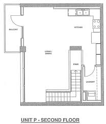 small house plans with second floor balcony fahrenheit unit x
