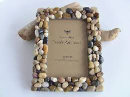 themed frames picture frame picture frame river rock photo frame