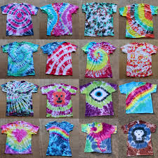 Doodle Craft Tulip Tie Dye T Shirt Party Tiedyeyoursummer