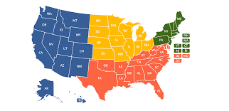 Recreational Marijuana Map Every State With Legal Recreational Marijuana Ranked By How Long