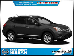 black nissan rogue 2012 nissan dealership in red deer scott nissan