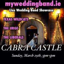 the urge wedding band cabra castle talk of the town