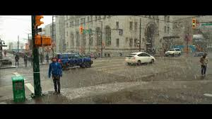 vancouver city burnaby winter december 2016 snow