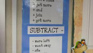 math key word group project squarehead teachers