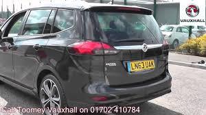 opel zafira 2013 2013 vauxhall zafira tourer sri 2l black ln63uak for sale at