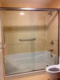 Acrylic Shower Doors Tub To Shower Conversions Walk In Showers Acrylic Shower