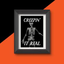 halloween skeleton free printable u2022 little gold pixel