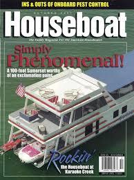 Houseboat Floor Plans by A Sneak Peek At Sumerset Houseboats Houseboat Magazine