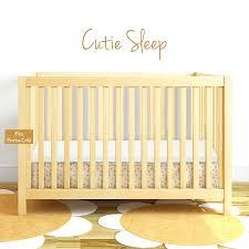 Baby Cache Comfort Crib Mattress Baby Crib With Mattress Best Pad Cache Size Bjorn Travel