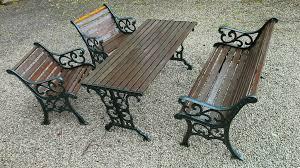 cast iron outdoor table inspirational design cast iron garden furniture antique vintage cast