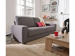 canapé droit 3 places canapé fixe 3 places sutton coloris anthracite vente de canapé