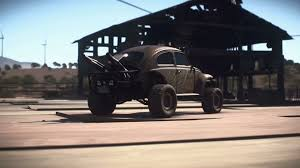 need for speed payback volkswagen beetle 1963 derelict parts