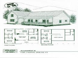 3 bedroom cabin floor plans log home floor plans log cabin kits appalachian log homes 3