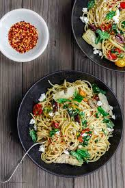 light olive oil pasta sauce simple mediterranean olive oil pasta the mediterranean dish