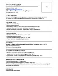 Best Professional Resume Template 25 Best Professional Resume Examples For Your Next Job