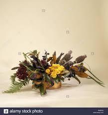 Copper Flower Vase Copper Kettles Flower Bouquet Autumnal Vase Flower Vase Stock