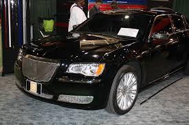 chrysler grill black chrysler 200 mesh grill sema 2011 drivingscene