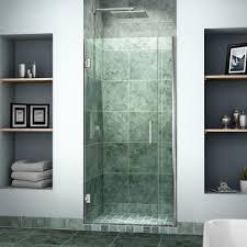 28 Shower Door Dreamline Shdr 20347210 Unidoor 34 28 Inch Shower Door With 6