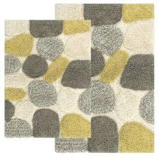 Bathroom Rugs With Non Skid Backing Non Slip Backing Bath Rugs U0026 Mats Mats The Home Depot
