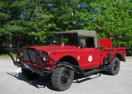 jeep brush truck military u0026 federal rehabs