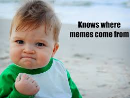 Where Memes Come From - meme origins success kid ehrmagerd overly attached girlfrirend
