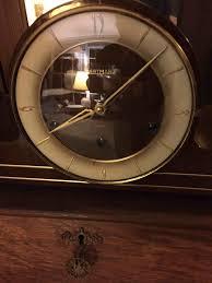 Mantle Clock Repair Karl Lauffer 8 Day Platform Escapement Clock