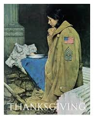 refugee thanksgiving november 27 1943 giclee print by norman