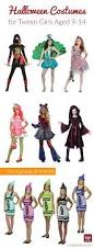 halloween costumes for tween girls aged 9 14 tween girls tween