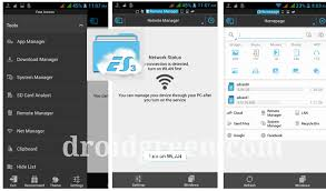 es file maneger apk es file explorer android apk supports