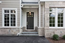 Front Door House New Custom Homes Globex Developments Inc Custom Home
