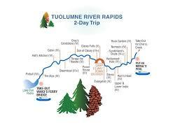 2 day tuolumne river whitewater rafting trip mariah