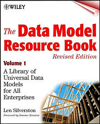 italienische len designer the data model resource book a library of universal data models