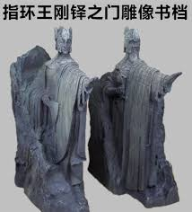 100 dragon bookends chinese old stone mythical qilin