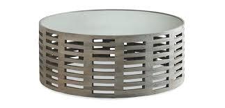 outdoor coffee table height 42 round coffee table peekapp co
