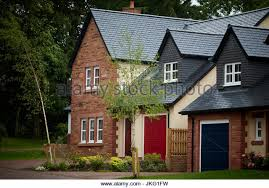 villa style homes detached villa stock photos detached villa stock images alamy