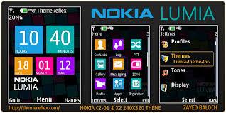 themes nokia c2 mobile nokia lumia theme for x2 00 c2 01 240 320 themereflex