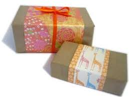 sided wrapping paper unique gift wrapping ideas and