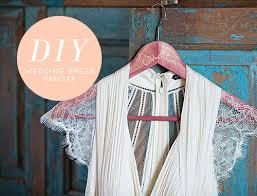 Wedding Dress Hanger Wedding Diy Dress Hanger U2013 Design Sponge
